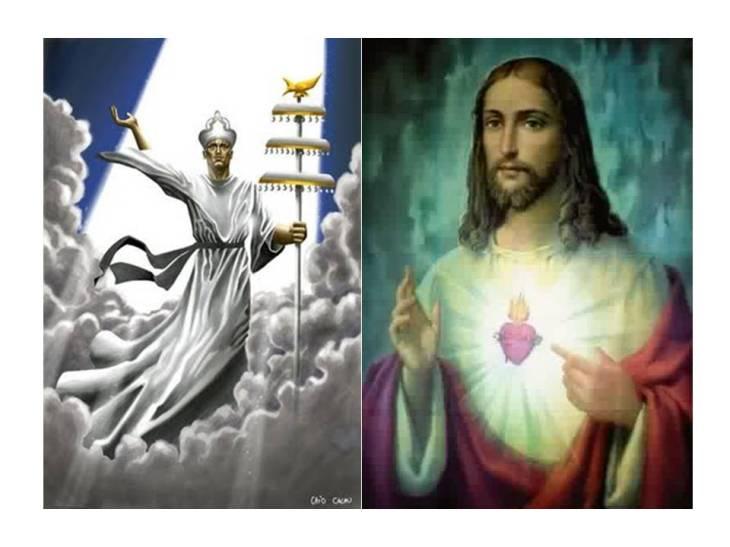 Oxala Sagrado Corazon de Jesus